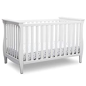 Delta Children Lancaster Convertible Baby Crib