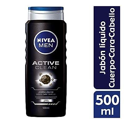 NIVEA Men DEEP Active