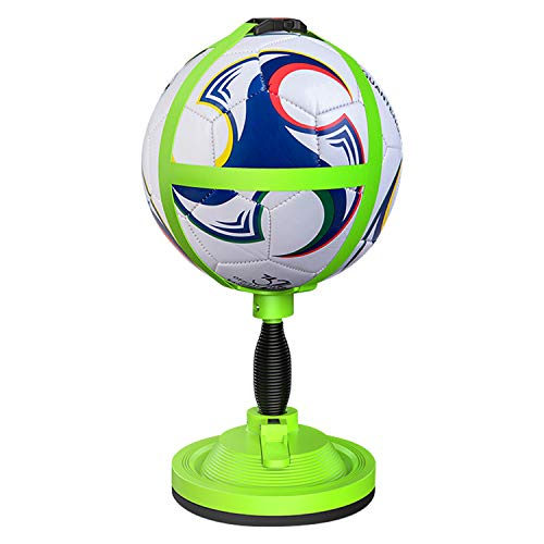 Soccer Kick Training Equipment, Soccer Ball Agility Reaction Skills - All Ages - Soccer Training Device with Free Soccer Work Out for Indoor Outdoor