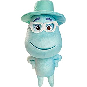 Disney and Pixar Soul Joe Gardner Plush Doll 8-in Tall, Huggable Stuffed Character Toy with Movie-Authentic Look, Kids… - 41q5NCfyrCL - Disney and Pixar Soul Joe Gardner Plush Doll 8-in Tall, Huggable Stuffed Character Toy with Movie-Authentic Look, Kids…