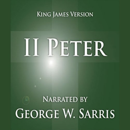 The Holy Bible - KJV: 2 Peter audiobook cover art