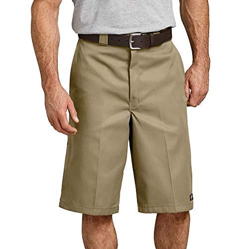 Dickies Herren Kurze Arbeitshose / Shorts mit mehreren Taschen, 33cm Gr. Medium, braun