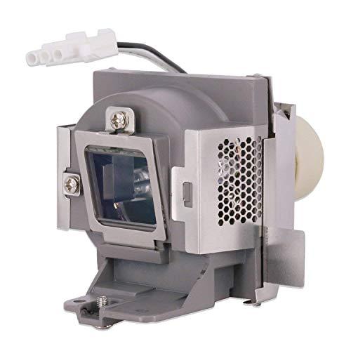 Supermait 5J.J9R05.001 5JJ9R05001 Bulbo Lámpara de Repuesto para proyector con Carcasa Compatible con Benq MS504 MS524 MS524A MW526A MX525 MX525A MX505 MS504A MS512H MS514H MS521P MX522P MX570