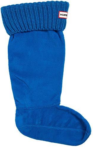 Hunter Women's 6 Stitch Boot Sock (Medium, Bucket Blue)