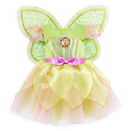 Disney Tinker Bell Costume for Baby  Peter Pan, Size 6-12 Months Green