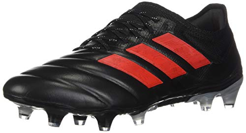 adidas Copa 19.1 FG Cleat - Mens Soccer Black/Red