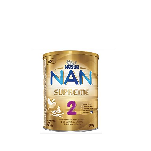 leche Nan 2 optipro supreme 800gr