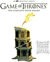 Game of Thrones: S6 (RobertBall/DVD)
