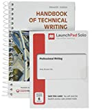 The Handbook of Technical Writing 11e & LaunchPad Solo for Professional Writing (Six Month Access)