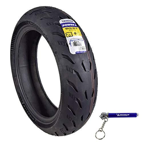 Michelin Pilot Power 5 Radial Sport Bike Motorcycle Tire 180/55-17