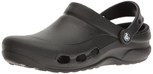 Crocs Specialist Vent - Zuecos Unisex Adulto, Negro (Black), 43/44 EU