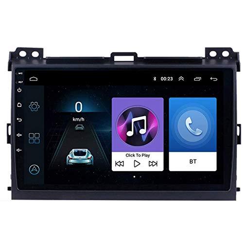 WHL.HH Androide 9.0 Auto Radio GPS Navegación Multimedia Jugador para Toyota Tierra...
