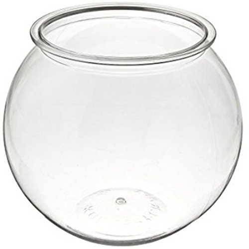 Koller Products 2-Gallon Fish Bowl - BL20RPET