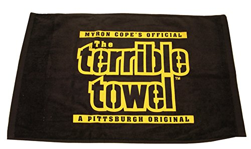 Terrible Towel - Black