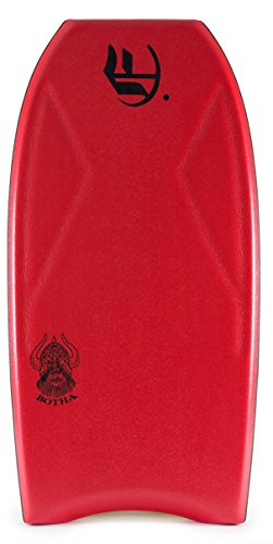 "Empire Bodyboards Andre Botha PP Bodyboard, 39"", Red"