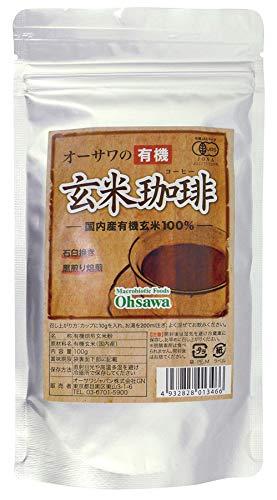 オーサワジャパン『オーサワの有機玄米珈琲』