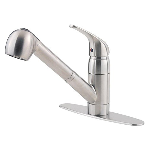 pfister pullout kitchen faucet - 1