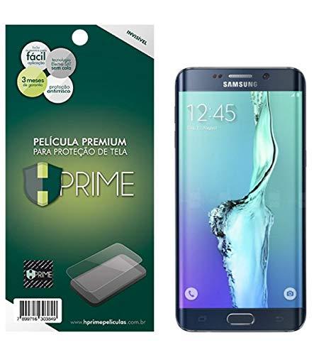 Pelicula Invisivel para Samsung Galaxy S6 Edge Plus, HPrime, Película Protetora de Tela para Celular, Transparente
