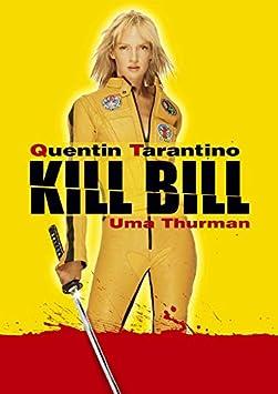 Canvas A0 P/óster de la pel/ícula Kill Bill 1