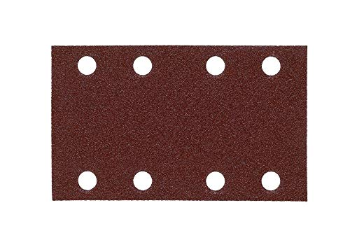 Milwaukee Schleifblätter für Exzenterschleifer, 80 x 133 mm, 1 Stück