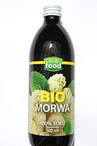 100% Saft Weiße Maulbeere BIO500 ml