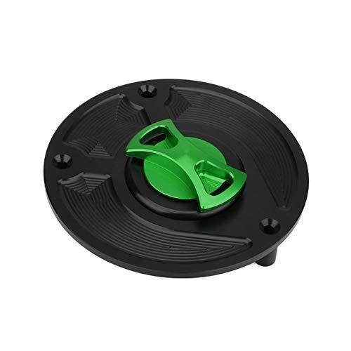Cubierta Tapa Tanque Combustible Gas Aluminio Para Motocicleta Para H&onda RVF400 VFR400 CBR600 RC51 VTR1000 CBR600RR CBR900RR CBR929RR CBR954RR Tapa Aceite Tanque (Color : D)