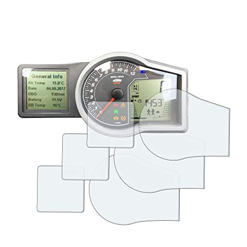 Speedo Angels Protecteur d'écran pour 1290 Super Duke (R/GT) - 2 x Ultra Transparent