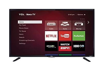 TCL 32S3800 32-Inch 720p 60Hz Smart LED TV (Roku TV)