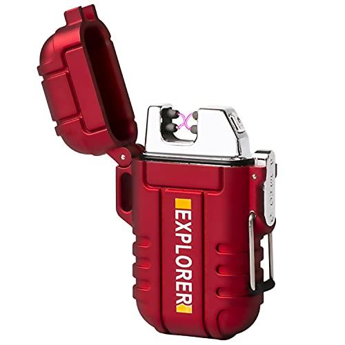 Arc Lighter Waterproof Windproof...