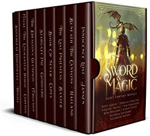 Sword Magic Eight Fantasy Novels product image