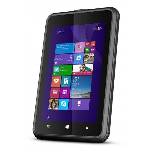 Newland ID NQuire 4G 20,3cm Windows 10robuste IP67Rugegd Tablette ordinateur avec 2d lecteur de codes-barres, GPS, GPRS, Bluetooth, WiFi