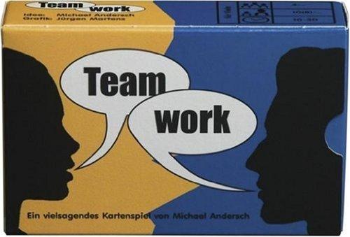 Adlung Spiele 76024 - Teamwork: Das Original