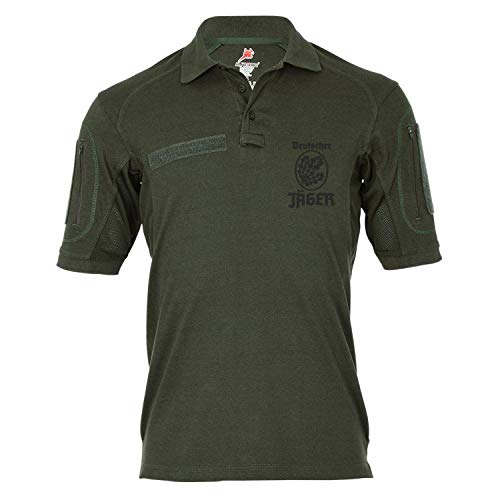Tactical Polo Alfa – Chasseur Allemand BW insigne chasseur Force Chemise d'Infanterie # 18978 - - XXXX-Large