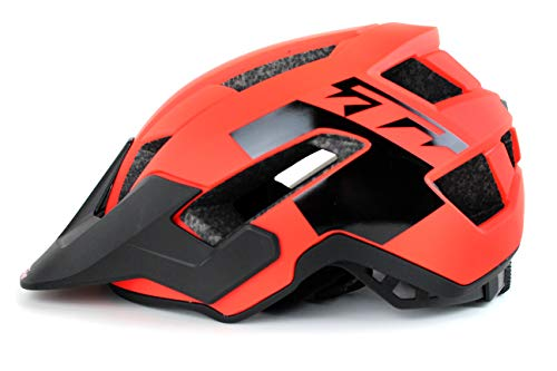 KTM Casco Factory Enduro 2021 Fire arancione opaco nero 54-58 cm