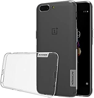 Nillkin Flexible TPU Case Cover For Oneplus 5, Clear