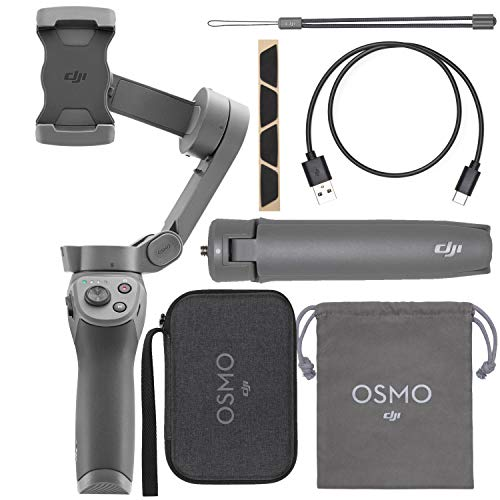 DJI Osmo Mobile 3 Smartphone Gimbal Combo Kit