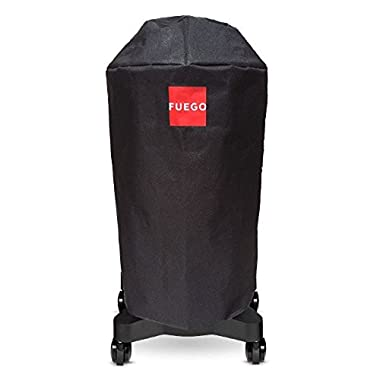 Fuego FEAOC4 Element Outdoor Grill Cover, Black