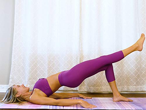 Thighs: Hamstring and Inner Thigh Workout