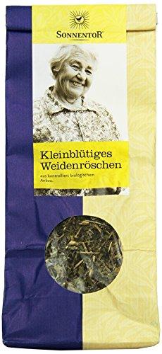 Sonnentor Tee Kleinblütiges Weidenröschen lose, 1er Pack (1 x 50 g) - Bio