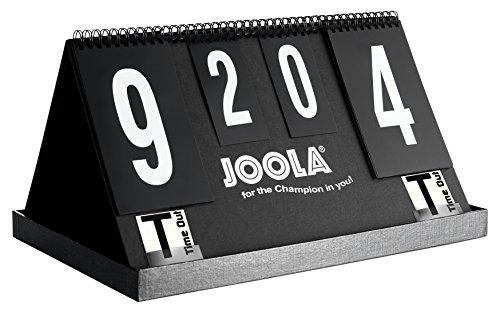 JOOLA Unisex– Erwachsene Zählgerät Pointer, Schwarz, 36x21