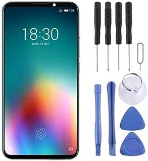 香港携帯電話の付属品 オリジナルOLED材料液晶画面とデジタイザ完全組立用Meizuの16T 交換部品