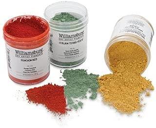 Williamsburg Handmade Oils Dry Pigments - 1 oz. - Fanchon Red
