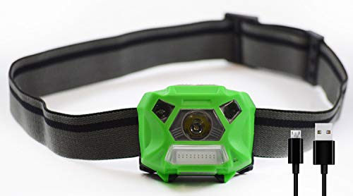 The Cyclops. Our best and brightest LED rechargeable HANDS FREE head lamp for camping, running, biking, skiing, fishing, work, and outdoor living.