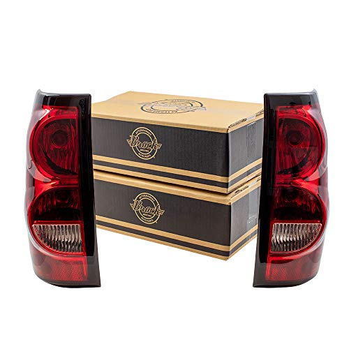 04 chevy truck tail lights - 7