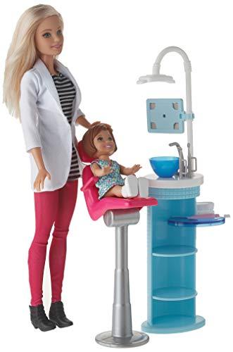 Barbie Carrière Dentiste Ensemble Poupée - 3