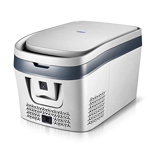 Auto-confectioneerapparaat met compressor voor in de auto met mini-koelkast voor thuis, kleine afmetingen 12 V-24 V, kan draagbaar invriezen.