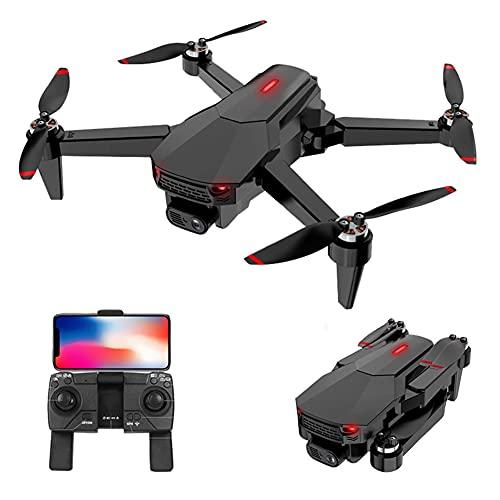 MAFANG® Drone con Camara HD, 4K Sin Escobillas Drones con Camara Profesional Estabilizador GPS, Duración De La Batería 35 Minutos, Posicionamiento De Flujo Óptico,Control Remoto De Pantalla LED
