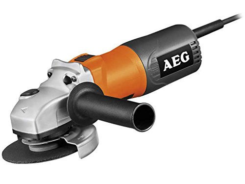 AEG AEGAA800W Amoladora 800 W-115 mm, relé de Baja tensión