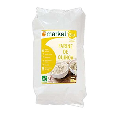 Farine de Quinoa Bio | 500g | Markal