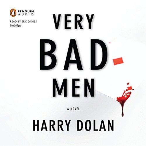 Very Bad Men audiobook cover art